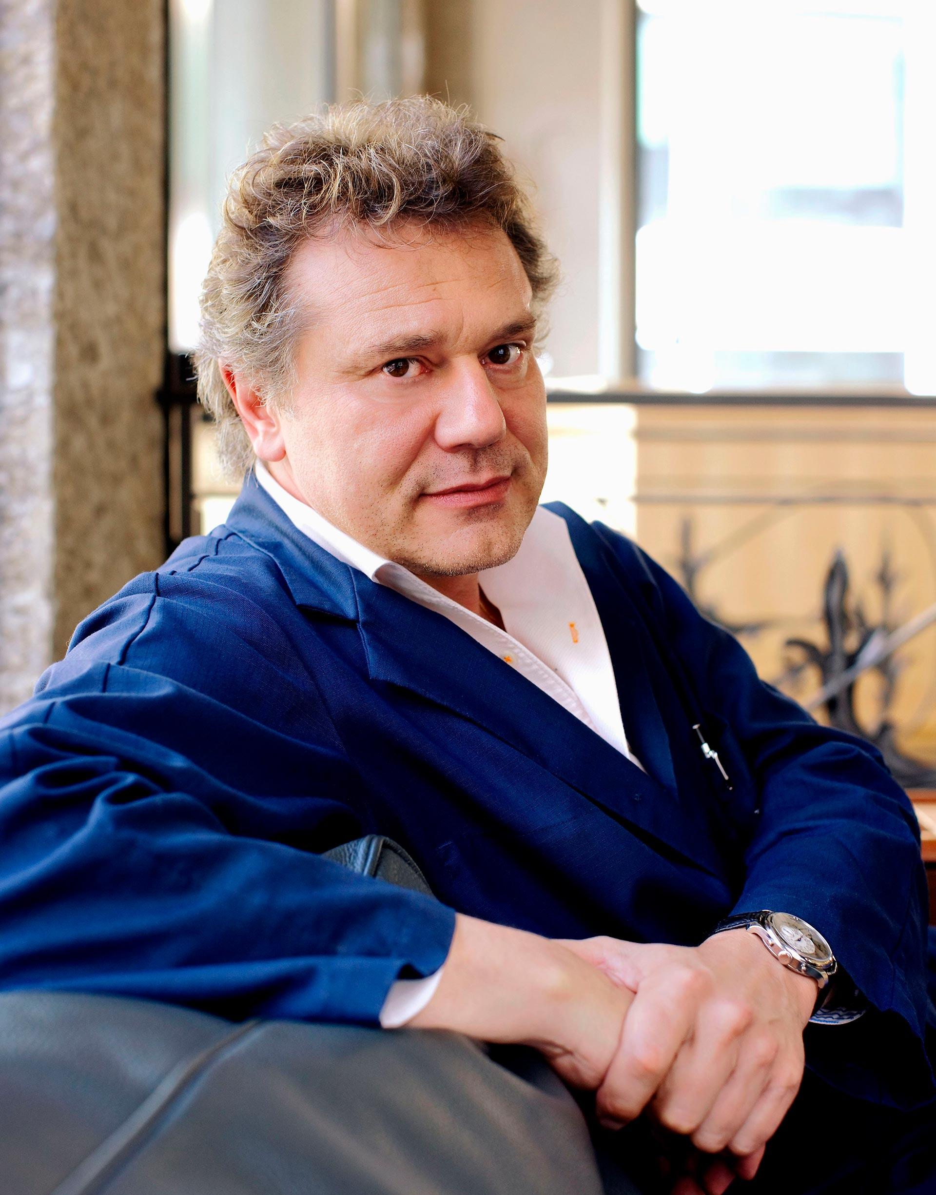 Portrait de François-Paul Journe